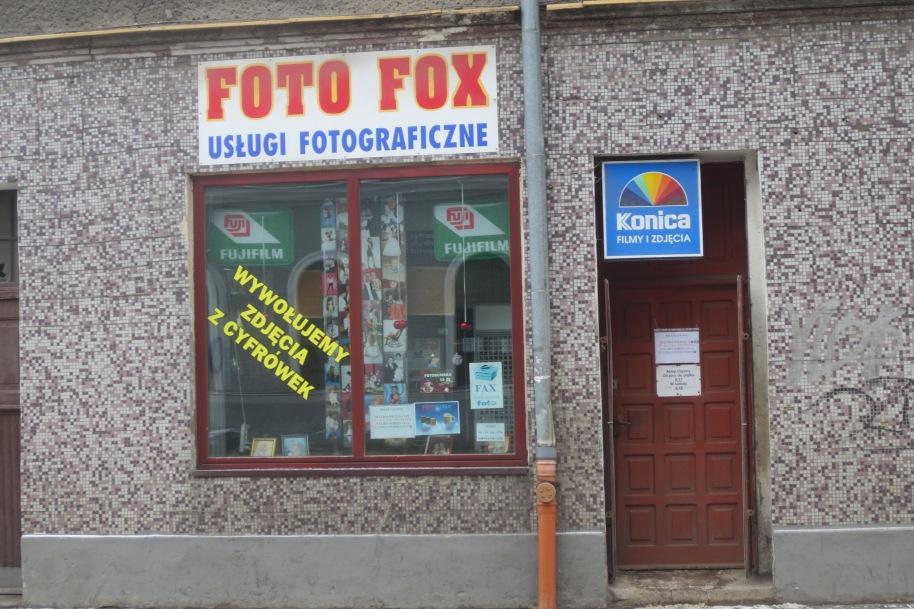 Hier war einst das Fotoatelier von meinem Großvater © Wolfgang Stoephasius