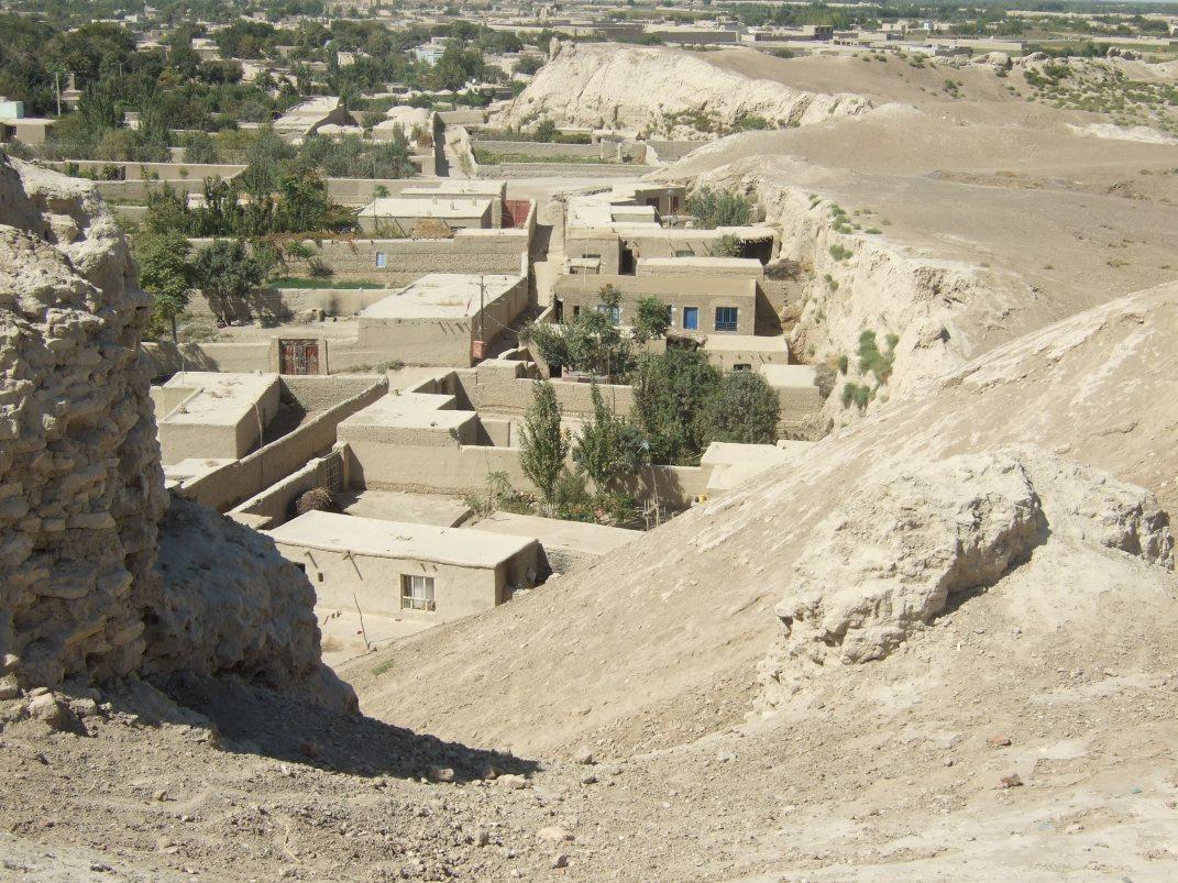 Balkh © Wolfgang Stoephasius