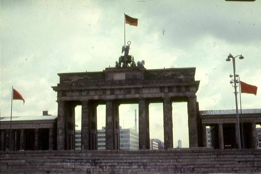 Berlin 1963 © Wolfgang Stoephasius