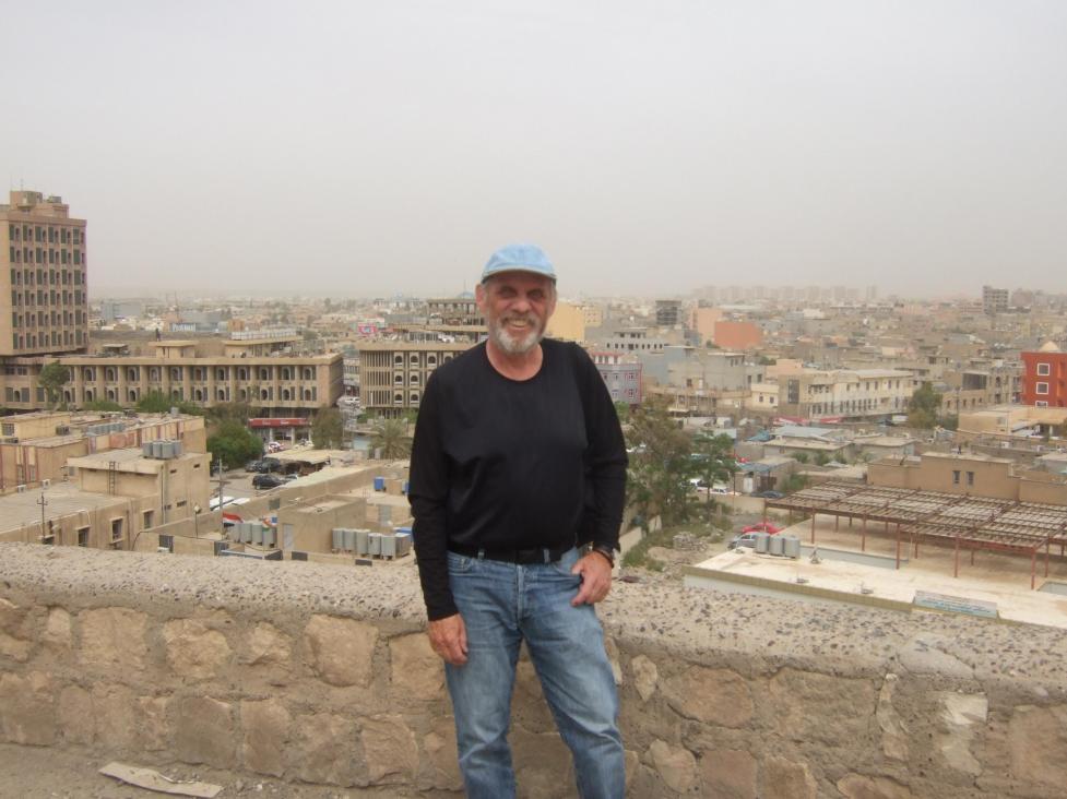 Blick auf Erbil © Wolfgang Stoephasius