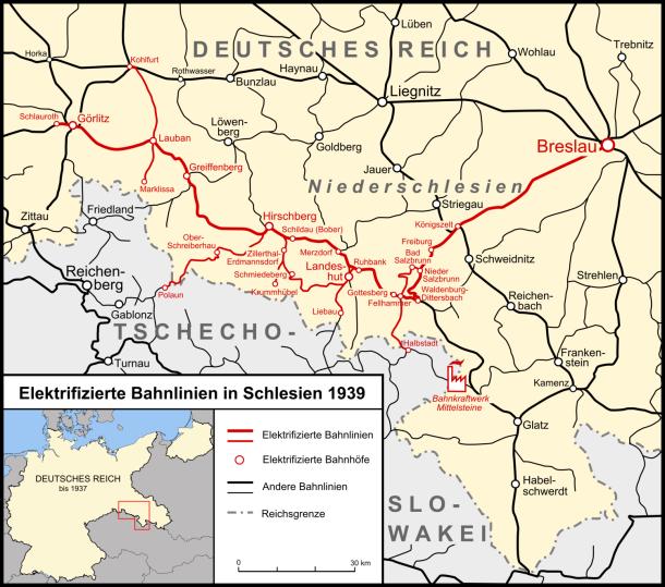 Elektrifizierte_Bahnlinien_in_Schlesien_bis_1939