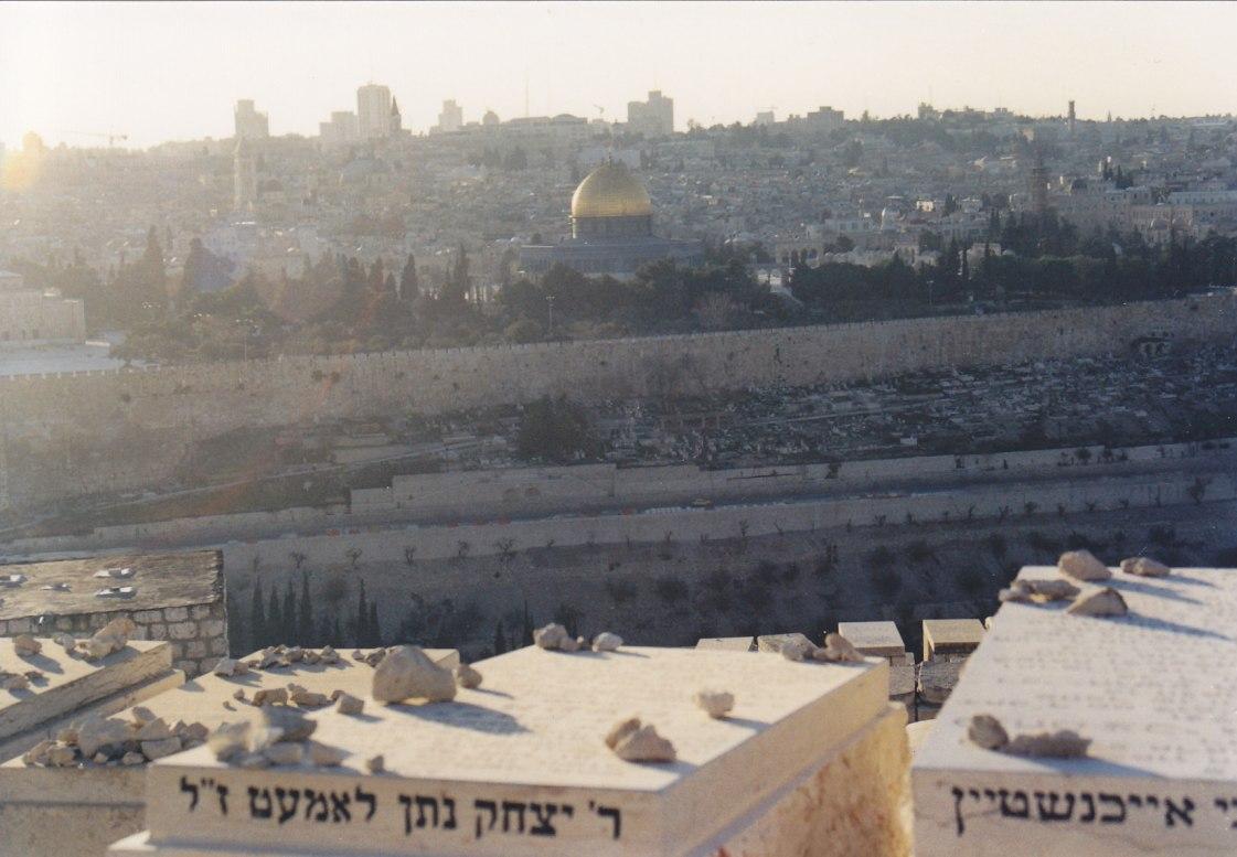 Jerusalem © Wolfgang Stoephasius