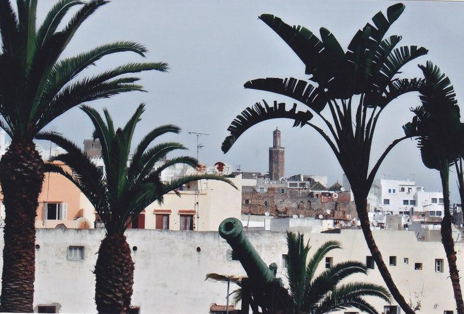 Die Kasbah von Tanger © Wolfgang Stoephasius