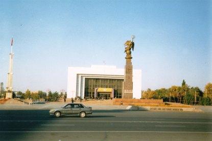 Bischkek © Wolfgang Stoephasius