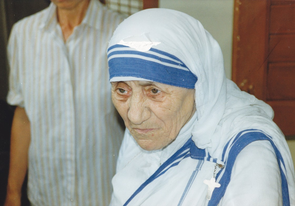 Mutter Theresa © Wolfgang Stoephasius
