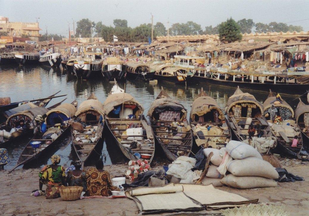 Mopti, das afrikanische Venedig © Wolfgang Stoephasius