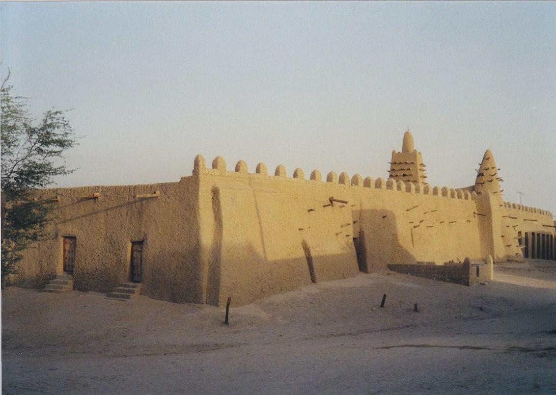 Timbuktu © Wolfgang Stoephasius