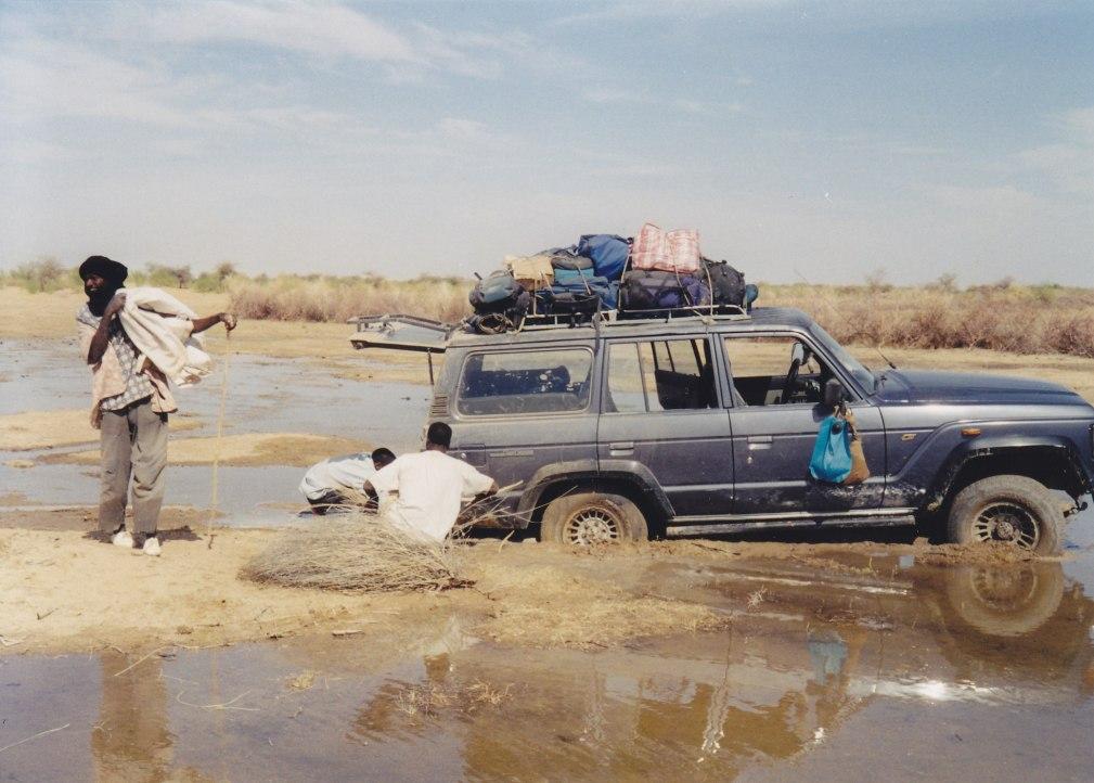 Die Rückreise nach Mopti © Wolfgang Stoephasius