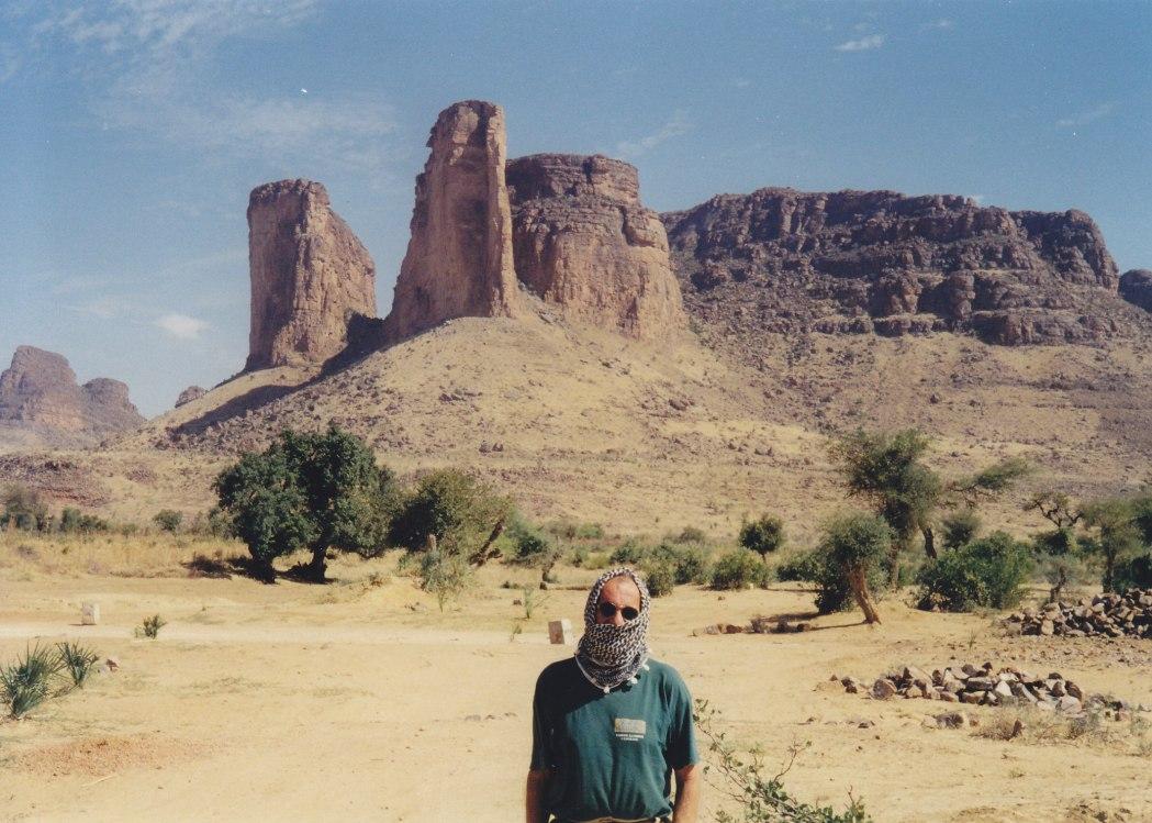 Wüste zwischen Timbuktu und Mopti © Wolfgang Stoephasius