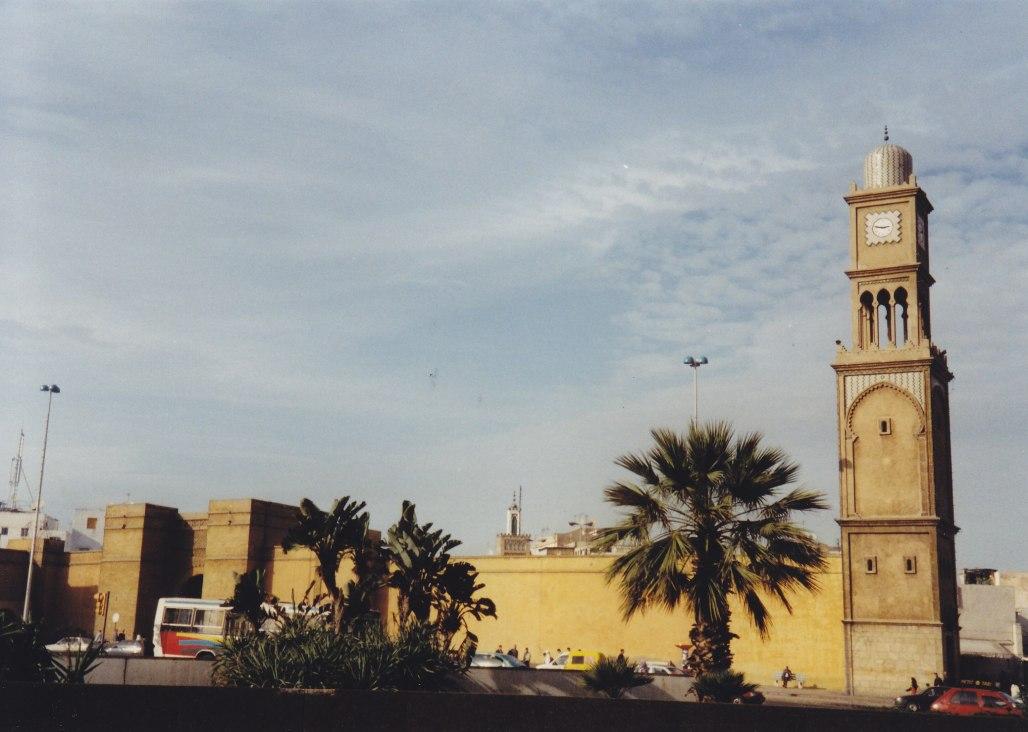 Die Altstadt von Casablanca © Wolfgang Stoephasius